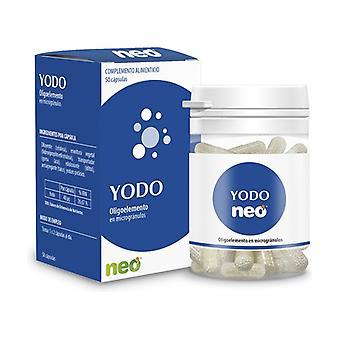 Iodine 50 capsules