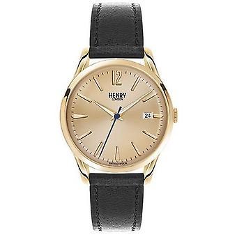 Henry london watch hl39-s-0006