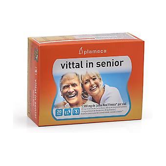 Vittal In 3rd Age (Royal Jelly) 20 ampoules of 10ml