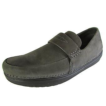 FitFlop Herre Flex Hyttesko Nubuck Slip på sko
