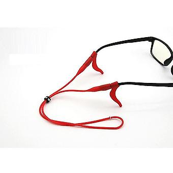 Regulowane silikonowe paski okularowe pl-147