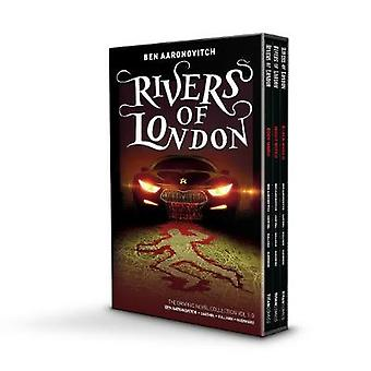 Rivers of London Volumes 13 Boxed Set Edition 1 2 3