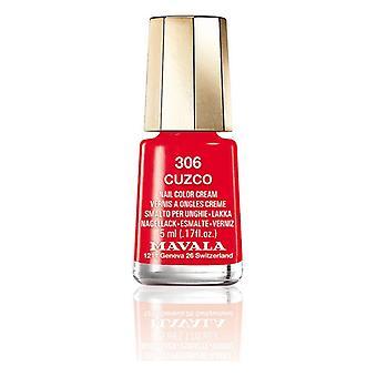 Nail polish Nail Color Mavala 306-cuzco (5 ml)