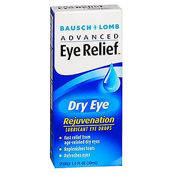 Bausch And Lomb Bausch And Lomb Advanced Eye Relief Dry Rejuvenation Lubricant Drops, 1 oz