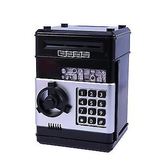 Børn&#39's Money Saving Bank Deposit Box Intelligent Voice Mini Safe og Coin Vault for børn med adgangskode