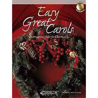 Easy Great Carols Bass Clarinet