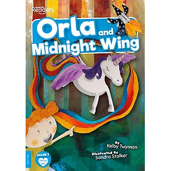 Orla and Midnight Wing by Kelby Twyman