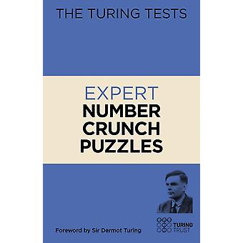 The Turing Tests Expert Number Crunch Puzzles by Eric Saunders