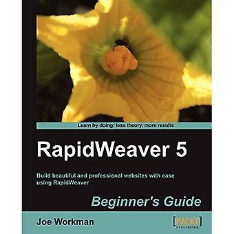Guide du débutant RapidWeaver 5
