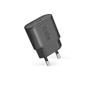 Wall Charger SBS  USB 1000 mAh