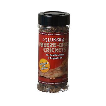 Flukers Freeze-Dried Crickets - 1.2 oz