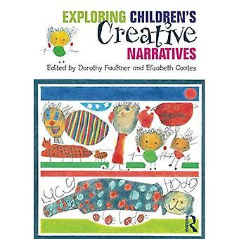 Utforska barns kreativa berättelser