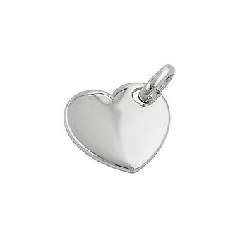 Pendant Heart Polished Silver 925 40478 40478 40478