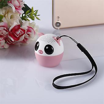 Vtb-bm6 Mini Portable Animal Speaker Stereo Bluetooth Wireless Speakers
