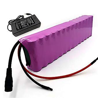 7ah 13s2p 48v Batterij E-bike Ebike Elektrische Fiets Li-ion Aanpasbaar 245x70x50mm