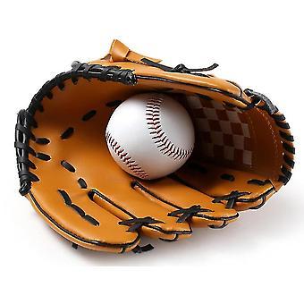 Venstre hånd Mann & Kvinne Trening Baseball Hansker