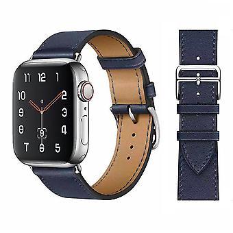 Cinturini in pelle Apple Watch, per cinturini Iwatch Serie 5 4 3 2,dimensioni multiple