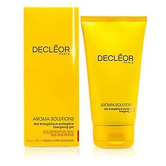 Decleor Aroma Solutions Energising Gel For Face & Body - 150ml/5oz