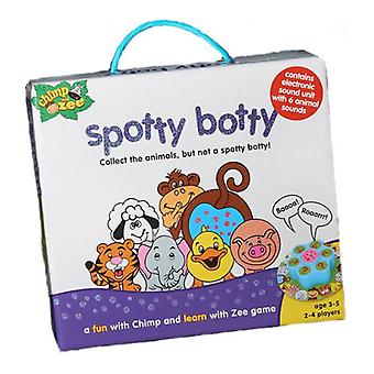 DISCONTINUED Chimp and Zee Spotty Botty Pre School Educational game 3+