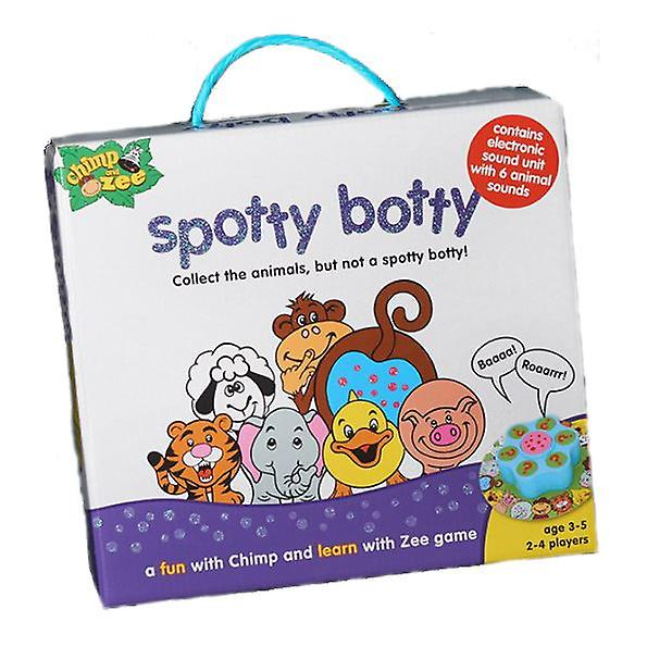 Chimp and Zee Spotty Botty Pre School Educational game 3+