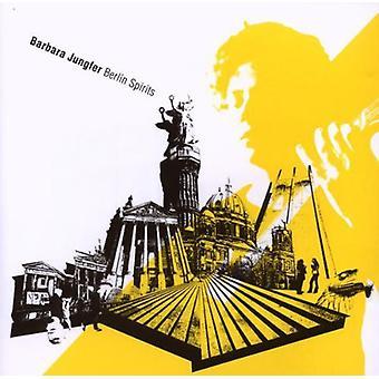 Barbara Jungfer - Berlin Spirits [CD] USA import