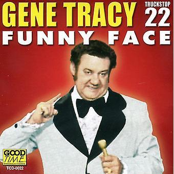 Gene Tracy - Funny Face [CD] USA import