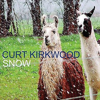 Curt Kirkwood - Snow [CD] USA import
