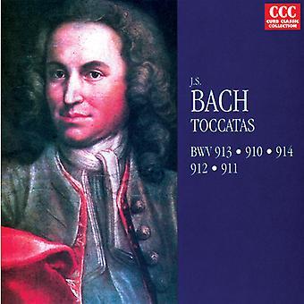 J.S. Bach - Bach: Toccatas [CD] USA import