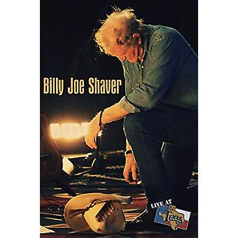 Shaver, Billy Joe - Live at Billy Bobs Texas [DVD] USA import