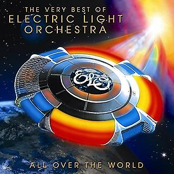エレクトリック ライト オーケストラ - 世界中: [ビニール] 米国輸入最高