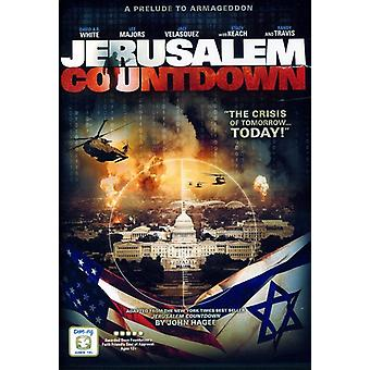 Jerusalem Countdown [DVD] USA import