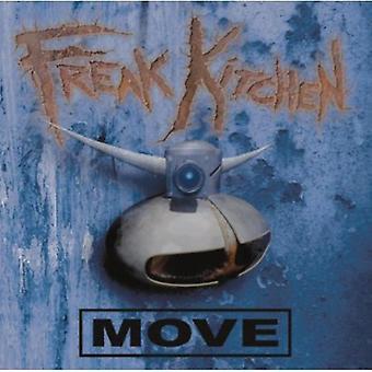 Freak Kitchen - Move [CD] USA import