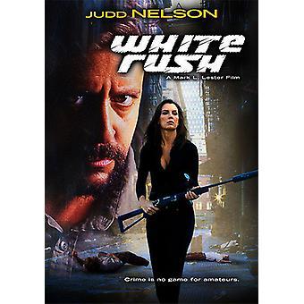 White Rush [DVD] USA import