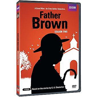 Father Brown: Season Two [DVD] USA import