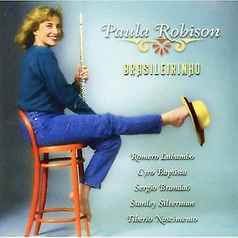Paula Robison - Brasileirinho [CD] USA import