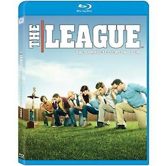Liga - Liga: Staffel 4 [BLU-RAY] USA importieren