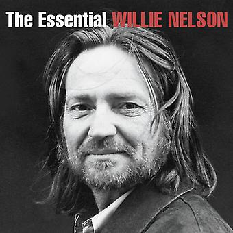 Willie Nelson - Essential Willie Nelson [CD] USA import
