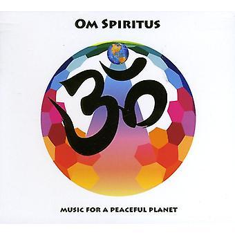 IndiaJiva - Om Spiritus-música para una importación de Estados Unidos planeta Pacífico [CD]
