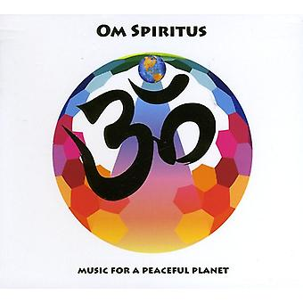 Indiajiva - Om Spiritus-Music for a Peaceful Planet [CD] USA import