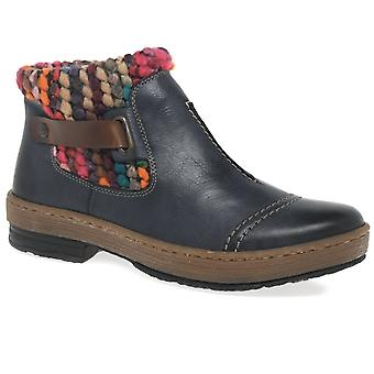 Rieker Rambler Womens Casual Ankle Boots