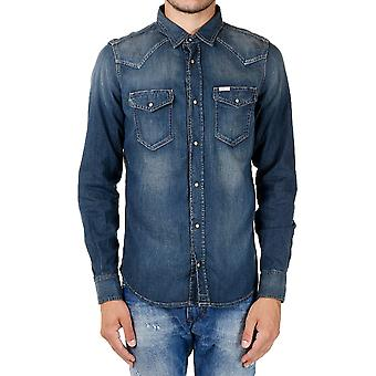 Diesel New-Sonora 0AAKE 01 Casual Shirt