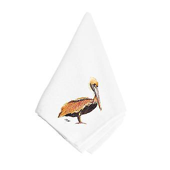 Carolines Treasures  8344NAP Bright Pelican Napkin