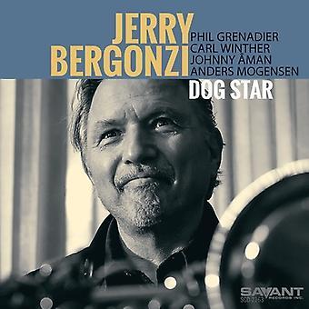 Bergonzi*Jerry - Dog Star [CD] USA import