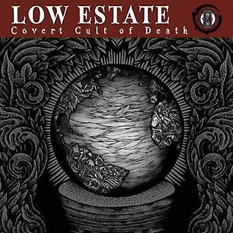 Low Estate - Covert Cult of Death [Vinyl] USA import
