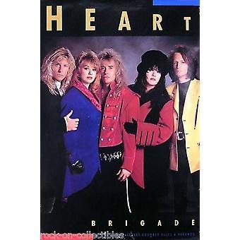 Heart Brigade Poster