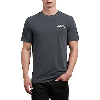 Volcom Liberate Stone kortærmet T-shirt i sort