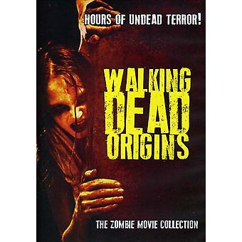 Walking Dead Origins (Zombie Movie Collection) [DVD] USA import