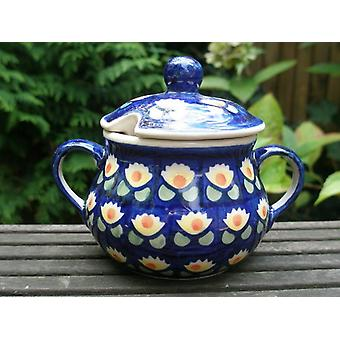 Zuckerdose, Höhe 10 cm, Ø 12 cm, Tradition 83 - Keramik Geschirr - BSN 62488