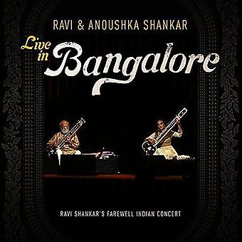 Shankar, Ravi / Shankar, Anoushka - Ravi & Anoushka Shankar Live in Bangalore [CD] USA import