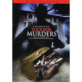 Toolbox Murders [DVD] USA import